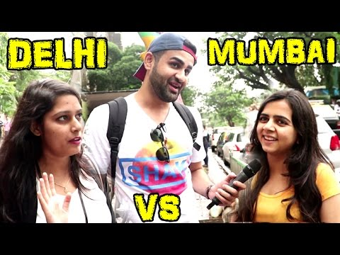 Mumbai Vs Delhi Girls - Who Is More HOT - Logon Ki Bakchodi - Sid