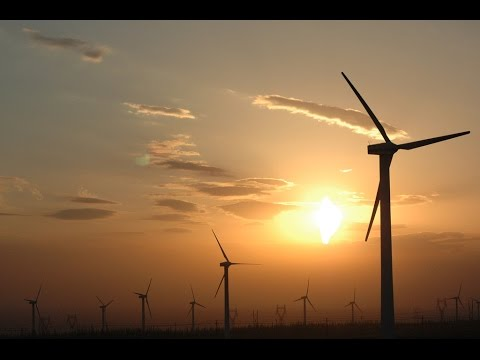 Renewable Alternative Energy Wind Investments and Natural Ga