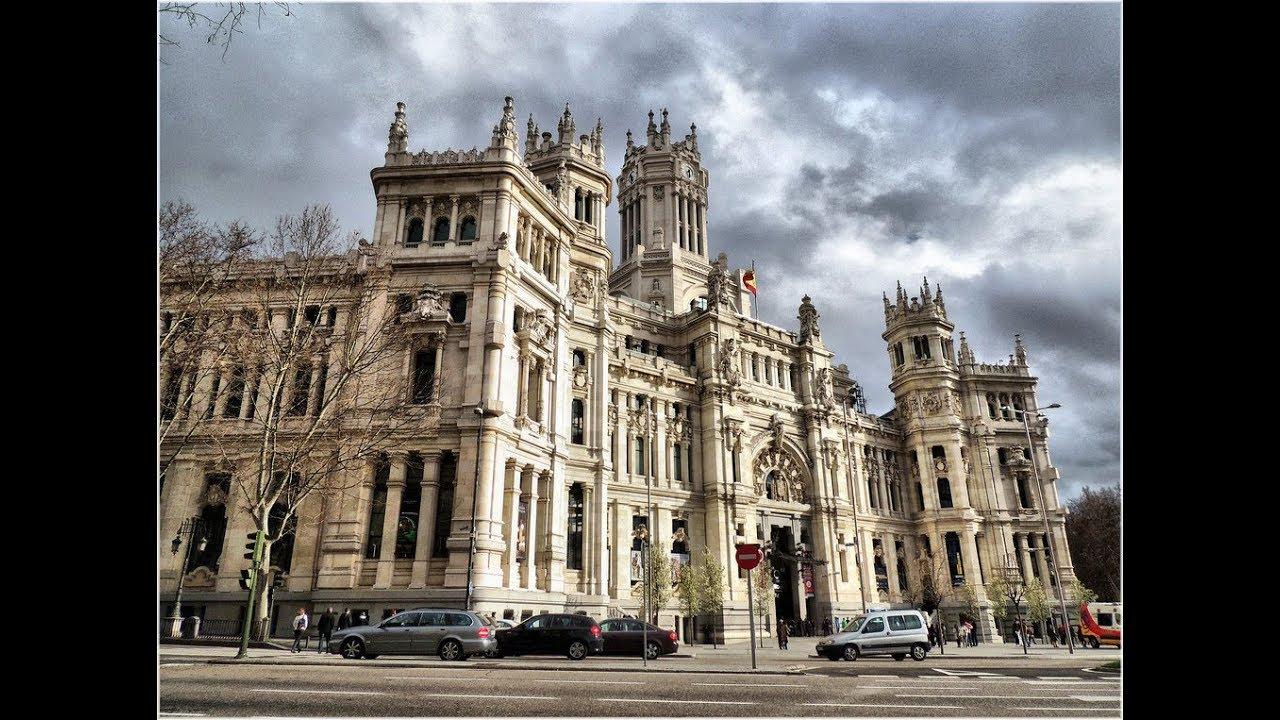 Places To See In Madrid Spain Palacio De Cibeles