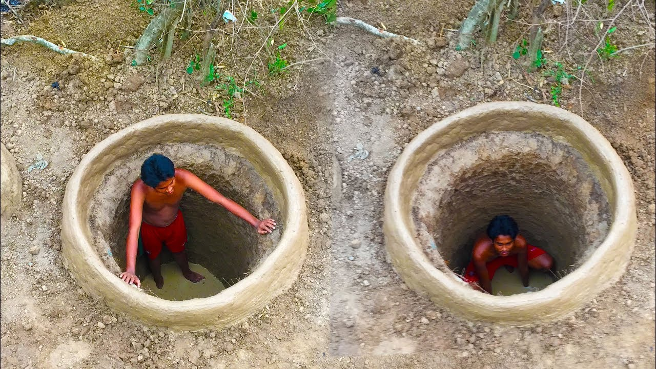 Secret of Primitive: Searching For Groundwater
