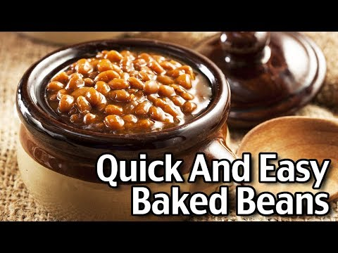 Quick And Easy Baked Beans, BLT Pasta salad And More