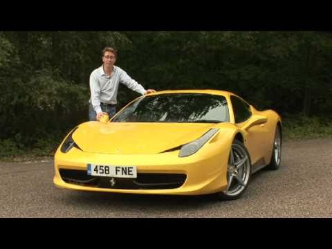 Ferrari 458 Italia reviewed - What Car?