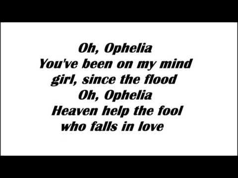 The Lumineers - Ophelia (Lyrics)