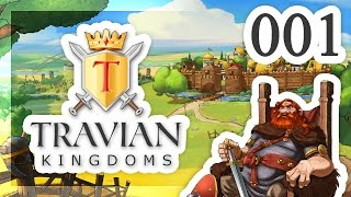 Travian Kingdoms #001: Open-Beta vom neuen Strategiespiel 2015
