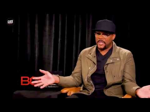 One-on-one with actor/producer Tyler Perry