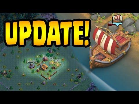 THE UPDATE IS HERE | Builder Village | Gem Mine | Clash of Clans