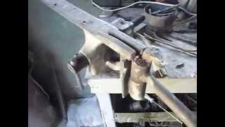 Станок для загиба арматуры своими руками(простой способ облегчающий работу.http://bobrov-kiev.zakupka.com/, 2015-09-19T13:11:32.000Z)