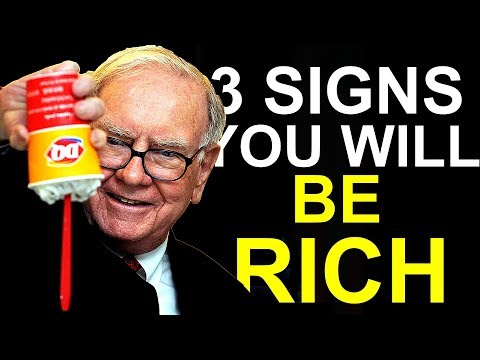 3 Signs That You Will Become Rich One Day | #4