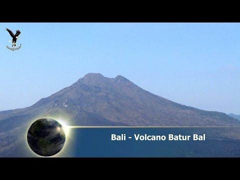 Bali - Volcano Batur / overflown with my drone
