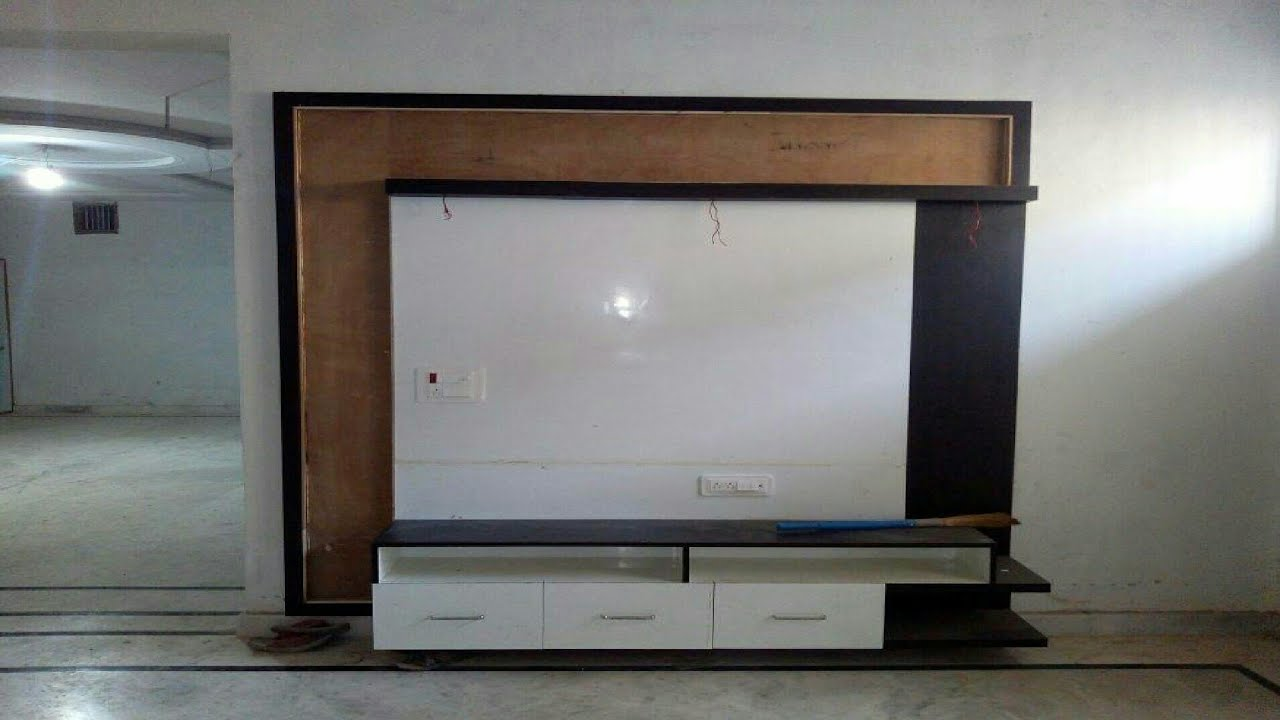 Lcd Panel Designs For Bedroom Youtube