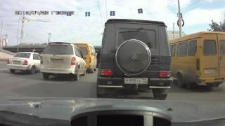 Беспредел на Красном пути Омск Р999ХК 55RUS Н604ОЕ 55RUS