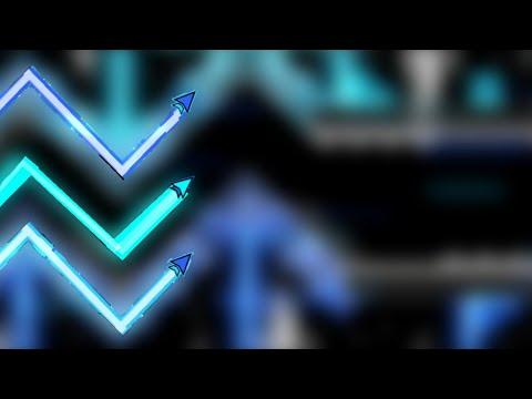 TRIPLE WAVE MODE | Geometry Dash