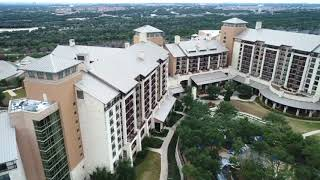 Drone at JW Marriott San Antonio Hill Country Resort and Spa