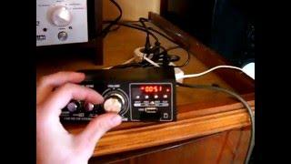 видео Советские акустические системы: модели, характеристики, производители, отзывы