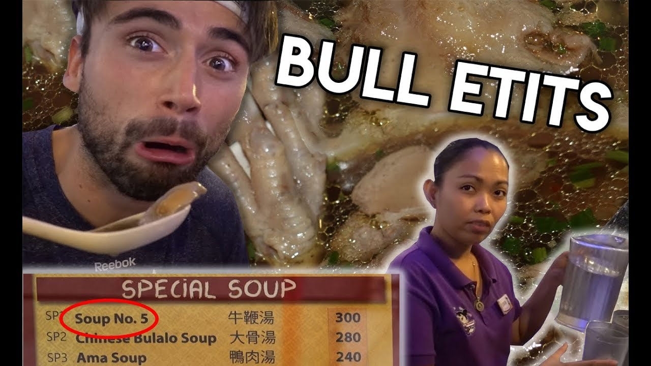 The ideal bull penis soup china