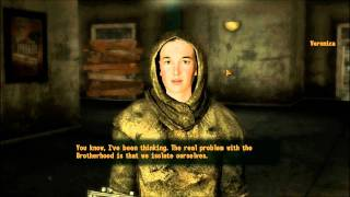 Fallout New Vegas I Could Make You Care part 1 of 4 Veronica and Triggers
