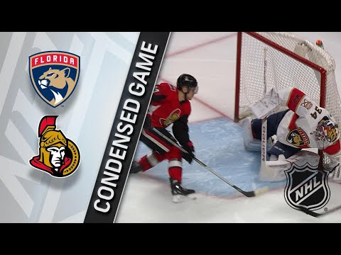 03/29/18 Condensed Game: Panthers @ Senators