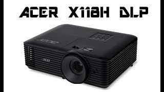 Acer X118H 3D 800X600 DLP Proj…