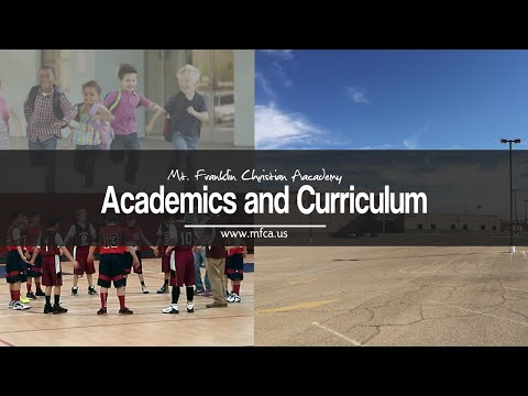 Academics and Educational Philosophy - Mt Franklin Christian Academy (El Paso, TX) - 915-841-6877