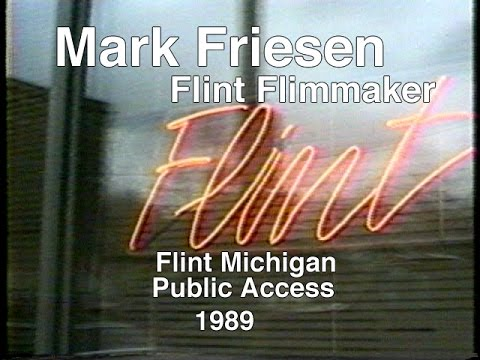 Friesen talks film, video and mediated reality - 1989