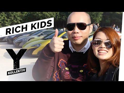 Rich Kids – Wie Superreiche in Hongkong mit ihrem Geld protzen I Y-Kollektiv Dokumentation