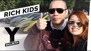 Rich Kids – Wie Superreiche in Hongkong mit ihrem Geld protzen