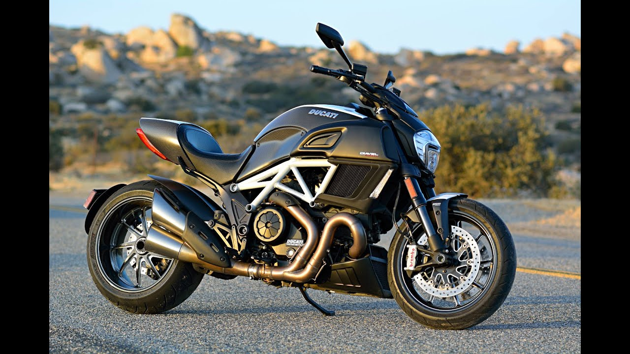 Ducati Diablo Review
