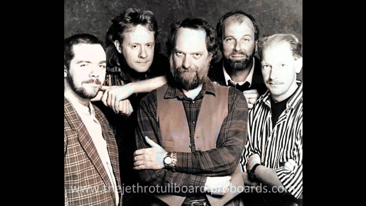 Jethro Tull Under Wraps Tour