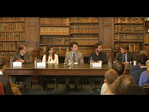 Startups in Britain: What's Missing?   Oxford Union