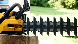 Chain Saw HACK 5 - Hedge Trimmer thumbnail