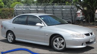 Holden Commodore (2002) Videos