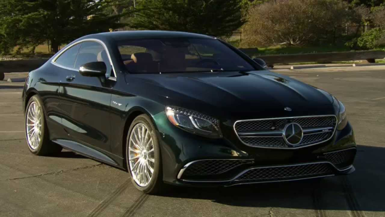 Mercedes Benz S 65 AMG Coupe Design Emerald Green