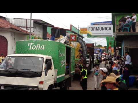Fiesta Hipica en la ciudad de Juigalpa Chontales