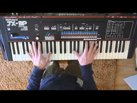 Roland JX-3P Sound Demo - my sounds
