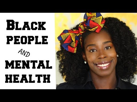 Black People and Mental Health | Why Black People Avoid Therapy