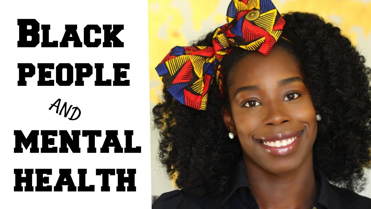 Black People And Mental Health Why Black People Avoid Therapy