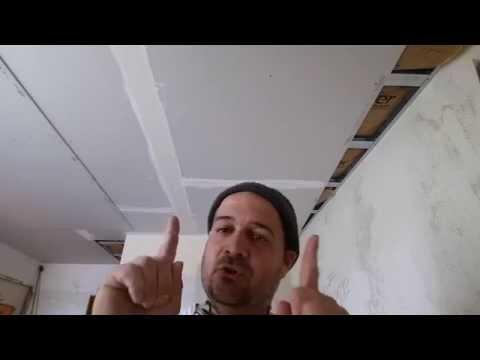 ⏩ Comment Poser 2 Plaques De Placo En Plafond ( Double Peaux ) , Règles Et Application !