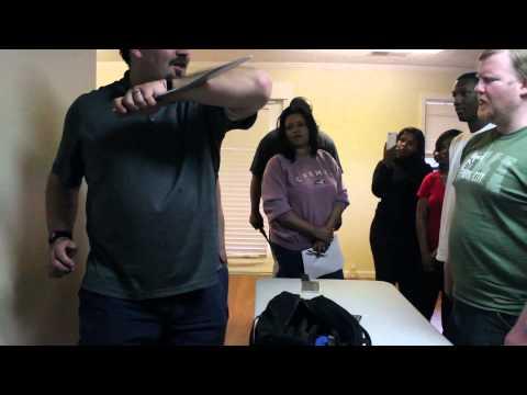 Actor's Breakthrough-Film Weaponry Workshop-Atlanta Best Acting School