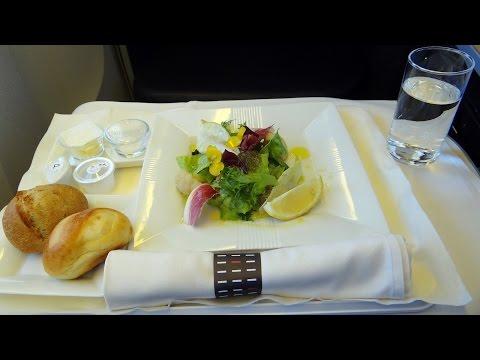 【JAL スカイスイート ビジネス搭乗記】  JAL Business Class SKY SUITE  JL6 Tokyo-NewYork