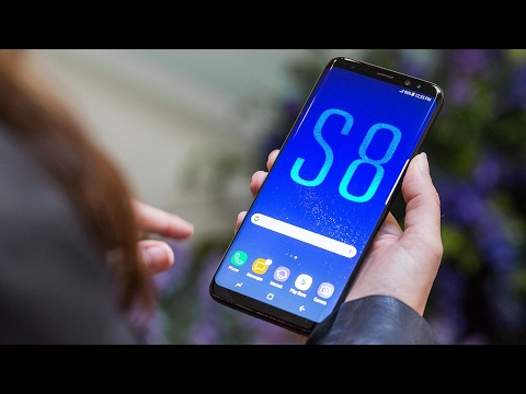 Samsung Galaxy S8 first look!