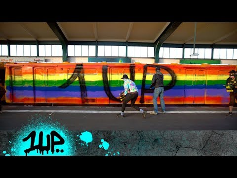 1UP X HAND MIXED - LOVE IS LOVE