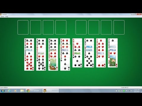FREECELL: Easy Win In 1 Move, IMPOSSIBLE SERIES