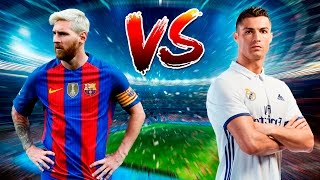 FC BARCELONA VS REAL MADRID | XxStratusxX