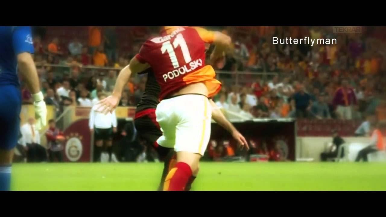 Lukas Podolski   Galatasaray 15-16
