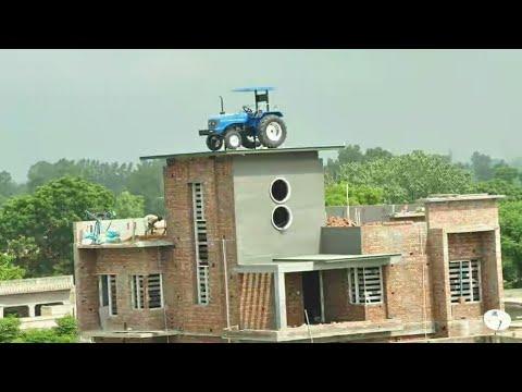 Farmer's Home Architecture In Punjab-Haryana ©