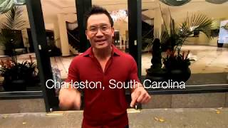 Charleston South Carolina | Doctor's Travel Vlog | KIENVUUMD