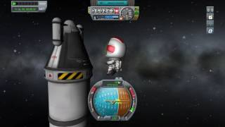 Kerbal space program PS4 How to use the jet pack !!