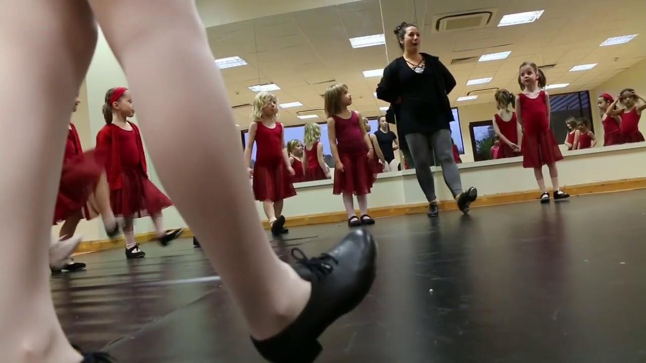 TAP CLASSES Reigate School of Ballet & Dance - Promo