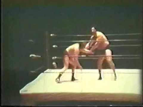 70s Wrestling Don Kent vs Steve Kovacs Memphis