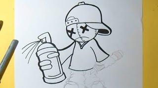 como desenhar um boné conn criança Grafite   Wizard art - by Wörld